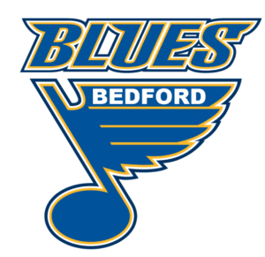 Bedford Blues Minor Hockey Logo